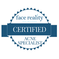 face reality certified logo