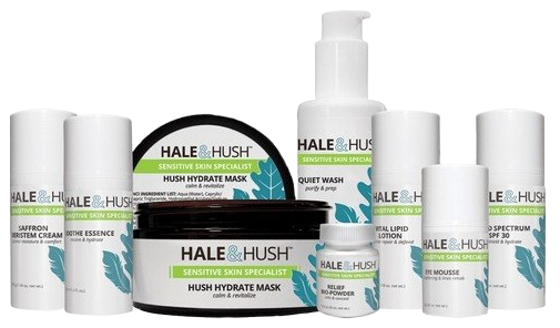 hale and hush products